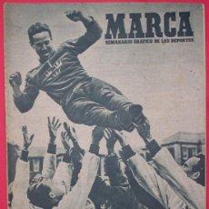 Coleccionismo deportivo: MARCA. SEMANARIO GRÁFICO DE LOS DEPORTES. 10 AGOSTO DE 1948.. Lote 27853724