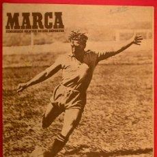 Coleccionismo deportivo: MARCA. SEMANARIO GRÁFICO DE LOS DEPORTES. 26 DE AGOSTO 1947.. Lote 47075040