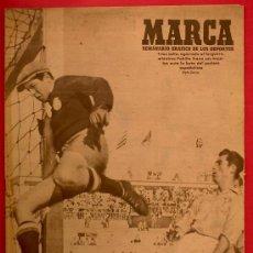 Coleccionismo deportivo: MARCA. SEMANARIO GRÁFICO DE LOS DEPORTES. 29 DE JUNIO 1948.. Lote 27968281
