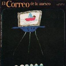 Coleccionismo deportivo: EL CORREO DE LA UNESCO (MARZO 1979). Lote 28185028
