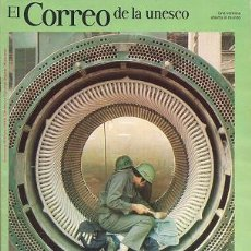 Coleccionismo deportivo: EL CORREO DE LA UNESCO (NOVIEMBRE 1979). Lote 28185045