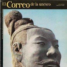Coleccionismo deportivo: EL CORREO DE LA UNESCO (DICIEMBRE 1979). Lote 28185051