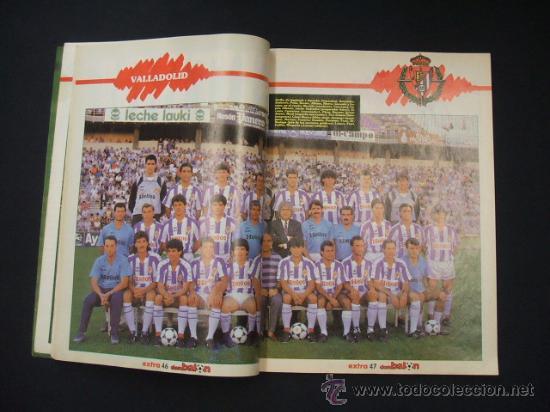 Coleccionismo deportivo: DON BALON - EXTRA LIGA 88-89 - AÑO XIV - EXTRA Nº 16 - - Foto 4 - 28348996