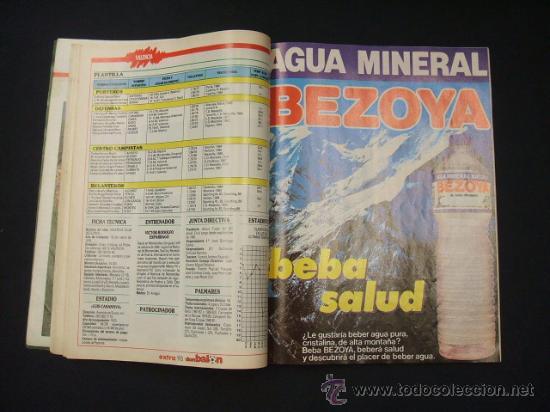 Coleccionismo deportivo: DON BALON - EXTRA LIGA 88-89 - AÑO XIV - EXTRA Nº 16 - - Foto 7 - 28348996