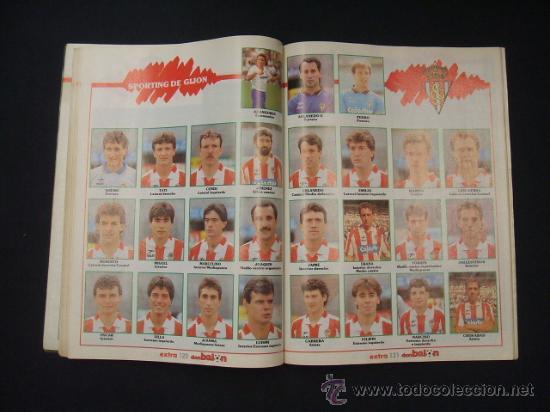 Coleccionismo deportivo: DON BALON - EXTRA LIGA 88-89 - AÑO XIV - EXTRA Nº 16 - - Foto 8 - 28348996