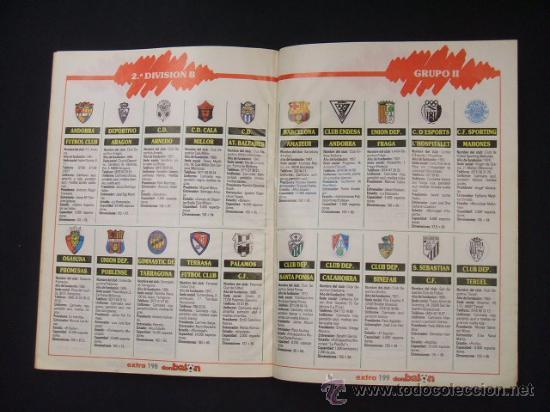Coleccionismo deportivo: DON BALON - EXTRA LIGA 88-89 - AÑO XIV - EXTRA Nº 16 - - Foto 11 - 28348996