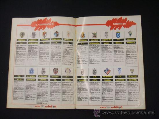 Coleccionismo deportivo: DON BALON - EXTRA LIGA 88-89 - AÑO XIV - EXTRA Nº 16 - - Foto 12 - 28348996