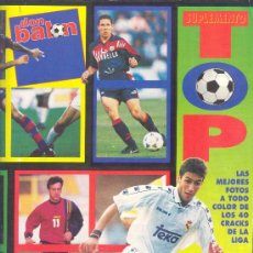 Coleccionismo deportivo: DON BALON SUPLEMENTO TOP 40. Lote 28393798
