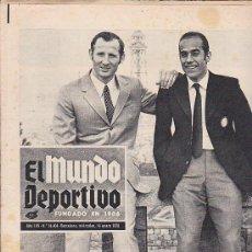 Coleccionismo deportivo: PERIODICO DEPORTIVO MUNDO DEPORTIVO 14-1-70. Lote 28438194