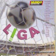 Coleccionismo deportivo: MUNDO DEPORTIVO SUPLEMENTO ESPECIAL LIGA 2005-2006. Lote 28471279