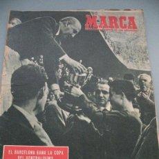 Coleccionismo deportivo: DIARIO MARCA BARCELONA CAMPEON COPA 1950-51 REAL SOCIEDAD SAN SEBASTIAN, 52 PAGS, ATLETICO MADRID. Lote 28653121