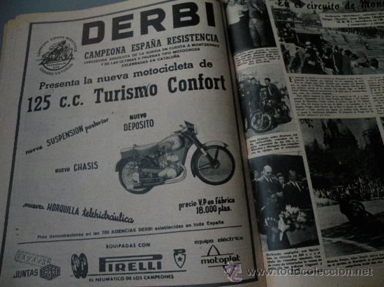 Coleccionismo deportivo: DIARIO MARCA, BARCELONA CAMPEON LIGA 1958-59, REAL MADRID, ATLETICO, DERBI!!!!!! - Foto 11 - 28654011