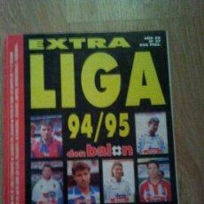 Coleccionismo deportivo: EXTRA DON BALON LIGA 94/95. Lote 28664559