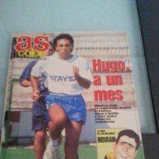 Coleccionismo deportivo: REVISTA AS COLOR SEPTIEMBRE 1991. Lote 28667605