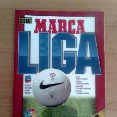 Collectionnisme sportif: GUIA MARCA DE LA LIGA TEMPORADA 96-97.. Lote 28912184