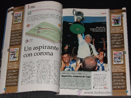 Coleccionismo deportivo: ANUARIO MARCA 1995/96 - Foto 2 - 29169363
