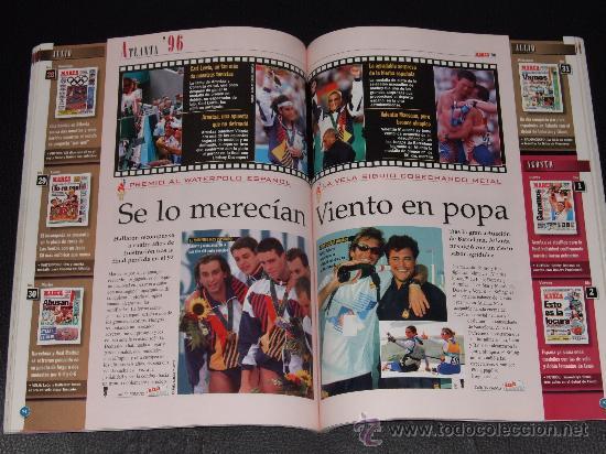 Coleccionismo deportivo: ANUARIO MARCA 1997 - Foto 2 - 29169415