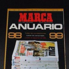 Coleccionismo deportivo - ANUARIO MARCA 98/99 - 29169450