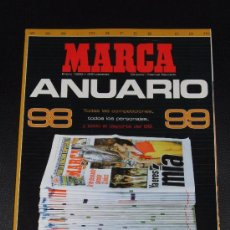 Coleccionismo deportivo: ANUARIO MARCA 98/99. Lote 29169450
