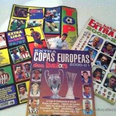 Coleccionismo deportivo: LOTE DON BALON. CUATRO EXTRAS. BIEN CONSERVADOS. Lote 29312052