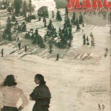 Coleccionismo deportivo: REVISTA DEPORTIVA MARCA 26 DICIEMBRE 1950. Lote 29416072