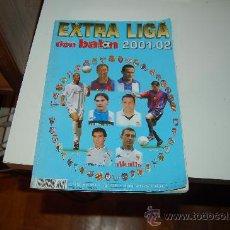Coleccionismo deportivo: EXTRA LIGA DON BALÓN TEMPORADA 2001-02. Lote 29561869