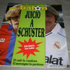 Coleccionismo deportivo: REVISTA FÚTBOL DON BALÓN Nº 680 OCTUBRE 1988 POSTER ELCHE 88-89. Lote 29974652