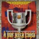 Coleccionismo deportivo: SPORT A POR OTRA COPA FINAL COPA DEL REY BARÇA BETIS. Lote 30041732