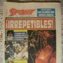 Coleccionismo deportivo: SPORT AGOSTO 1992 CLAUSURA JUEGOS OLIMPICOS BARCELONA. Lote 30057894