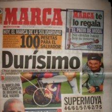 Coleccionismo deportivo: PERIODICO DEPORTIVO MARCA. Lote 30119785