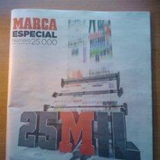 Coleccionismo deportivo: 25MIL - EXTRA DIARIO MARCA SUPLEMENTO ESPECIAL NUMERO 25000 - FEBRERO 2012 - 12. Lote 146617464