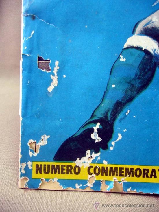 Coleccionismo deportivo: REVISTA, DIARIO, MARCA, 1942-1967, NUMERO CONMEMORATIVO DE LAS BODAS DE PLATA - Foto 3 - 31239179