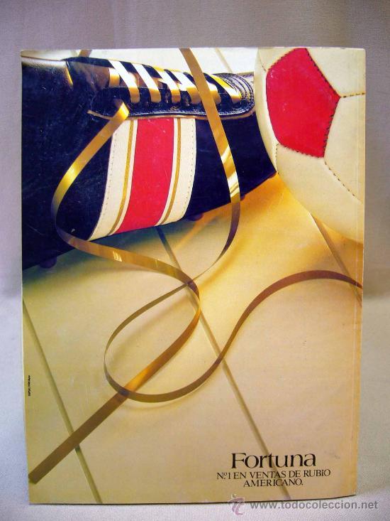 Coleccionismo deportivo: REVISTA DEPORTIVA, FUTBOL, DON BALON, EXTRA LIGA 88 - 89, Nº 16 - Foto 2 - 31377224