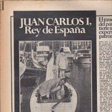 Coleccionismo deportivo: EL MUNDO DEPORTIVO 23-11-1975. Lote 31610580