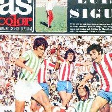 Coleccionismo deportivo: REVISTA AS COLOR Nº210. Lote 31612407