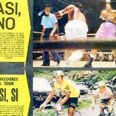 Coleccionismo deportivo: REVISTA AS COLOR Nº218. Lote 31612462