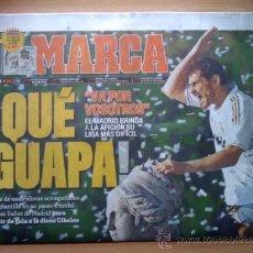 Coleccionismo deportivo: DIARIO MARCA - CELEBRACION REAL MADRID CAMPEON DE LA LIGA 2011-2012 - CIBELES 11 12 - NUEVO - . Lote 31642257