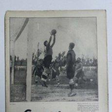 Coleccionismo deportivo: ANTIGUA REVISTA SPORTS, AÑO II, NUM. 39, BARCELONA 30 DE JUNIO DE 1924, FUTBOL, 16 PAG. APROX. MIDE . Lote 31719588