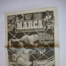 Coleccionismo deportivo: ESPECIAL PERIODICO MARCA TEMPORADA 2000-2001 (20 JUNIO 2001). Lote 31775381