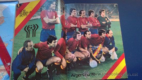 Coleccionismo deportivo: &-Don balon:especial mundial futbol argentina 1978- previo al mismo. - Foto 2 - 32089670