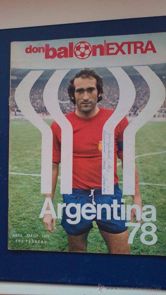 &-DON BALON:ESPECIAL MUNDIAL FUTBOL ARGENTINA 1978- PREVIO AL MISMO. (Coleccionismo Deportivo - Revistas y Periódicos - Don Balón)
