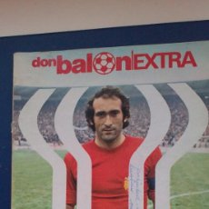Coleccionismo deportivo: &-DON BALON:ESPECIAL MUNDIAL FUTBOL ARGENTINA 1978- PREVIO AL MISMO.. Lote 32089670