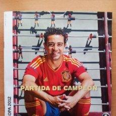 Coleccionismo deportivo: DIARIO EL PAIS - EXTRA EUROCOPA 2012 POLONIA UCRANIA - ESPAÑA EURO - SELECCION ESPAÑOLA. Lote 33379254
