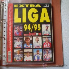 Coleccionismo deportivo: DON BALON EXTRA LIGA 94-95. Lote 32303904