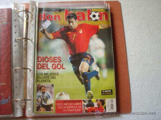 DON BALON 2003 N 1433 (Coleccionismo Deportivo - Revistas y Periódicos - Don Balón)