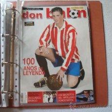 Coleccionismo deportivo: DON BALON 2003 N 1436 CON POSTER DE JOAQUIN. Lote 32340095