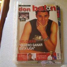 Coleccionismo deportivo: DON BALON 2003 N 1442 MILAN CAMPEON DE EUROPA. Lote 32341173