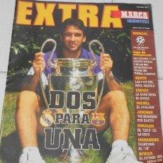 Colecionismo desportivo: MARCA EXTRA, DOS PARA UNA, UEFA CHAMPION LEAGUE, DE SEPTIEMBRE DE 1997. Lote 32452550