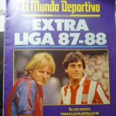 Coleccionismo deportivo: EXTRA LIGA 87-88. Lote 32666022