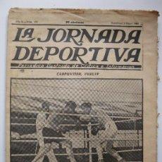 Collectionnisme sportif: LA JORNADA DEPORTIVA - Nº 150 -